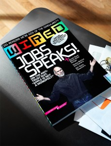 'Found: Artifacts from the Future' - Wired Magazine, July 2009